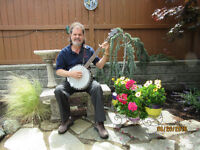 BANJO BLUEGRASS SCRUGGS STYLE MUSIC LESSONS
