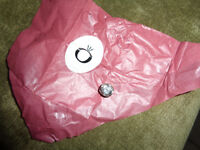 NEW AUTHENTIC PANDORA STERLING SILVER ROSE CHARM .925 ALE