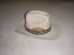 Biltmore Felt Western Man's Cowboy Hat
