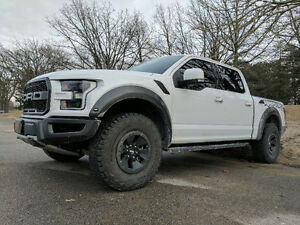 2017 Ford F-150 SuperCrew RAPTOR Pickup Truck