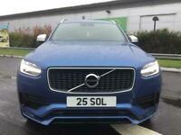 2017 Volvo XC90 D5 POWERPULSE R-DESIGN PRO AWD USED CARS Auto Estate Diesel Auto