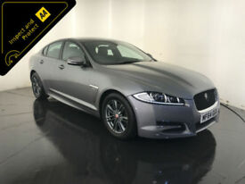 2014 64 JAGUAR XF R SPORT DIESEL AUTOMATIC 1 OWNER SERVICE HISTORY FINANCE PX