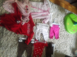 Mainly Carter newborn 2 dollars each or all for 15