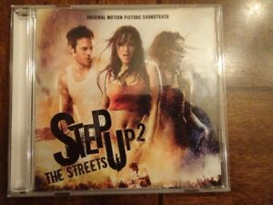 CD « Step Up 2, The Streets».  Bande sonore du film