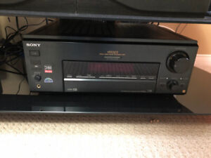 Sony Receiver High End