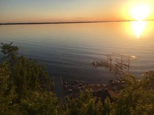 Lake Front Cabin Rental