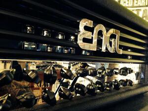 ENGL InVader 100 Watt Amp Head and ENGL Z9 Midi Pedal