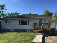 Quiet Battleford home for rent