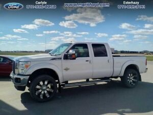 2012 Ford F-350 Super Duty Lariat  - one owner