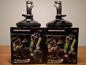 Thrustmaster T.16000M  Flight Stick