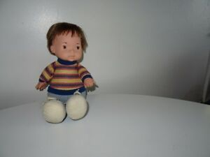 Ancien Fisher Price 206 Joey Boy Poupée Garcon 1975