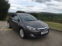 2011 Vauxhall Astra 1.7 Cdti SE. £30 Tax. Finance Available