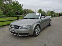 Audi A4 2.5 TDI S line (grey) 2005