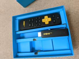 NowTv Dongle - Good as New
