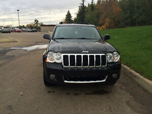 2008 Jeep Grand Cherokee Limited SUV, Crossover Strathcona County Edmonton Area image 3