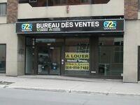 Local Commercial ou Bureaux * 2,000 pi ca * (Commercial Space) à