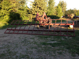 Bale Wagon Rack 24ft