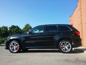 2012 Jeep Grand Cherokee SRT8 -- Mississauga