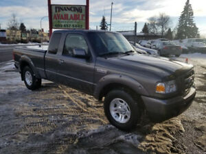2011 FORD RANGER SPORT TRUCK WITH ONLY 44 000 KM