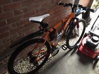 Voodoo Aizan 29er hardly used mint swap high end iPad or iPad mini mountain bike