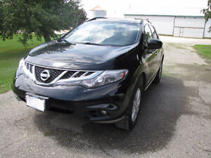 2011 Nissan Murano SV SUV incl Snow Tires