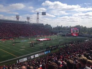 10 tickets Calgary Stampeders vs Montreal Alouettes Sat Oct 15