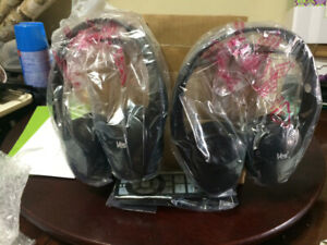 Dodge/Chrysler VES wireless headsets 06-13