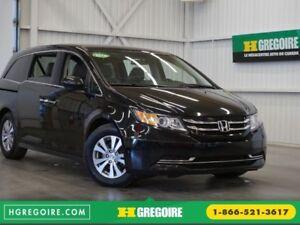 2016 Honda Odyssey (caméra de recul)