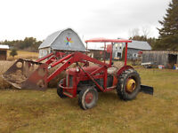 Massey Ferguson  - TEA 20 Tractor with attachments & upgrades