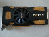 Zotac GTX 560 ti Video card