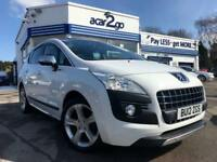 2012 Peugeot 3008 SPORTIUM Manual Hatchback