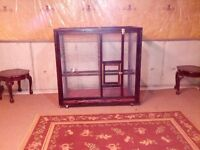 WOODEN CAGE BRAND NEW