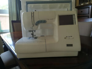 Elite Embroidery Sewing Machine