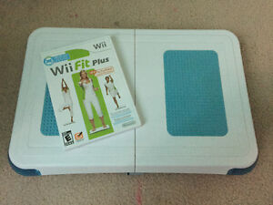 Wii Games + Wii Fit