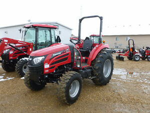 New Tractor, Hay Rake and Sickle Mower Package