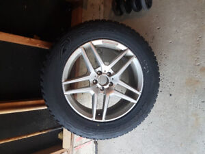 Winter rims and tires for gl 350