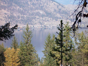 9285 Kokanee Rd, Vernon BC - 1.3 Acre Treed Lot!