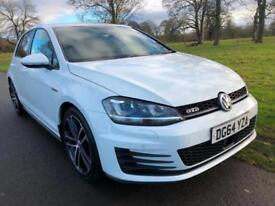 64 Reg Volkswagen Golf GTD 2.0TDi 184ps