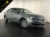 2014 VAUXHALL INSIGNIA DESIGN CDTI ECO DIESEL 1 OWNER SERVICE HISTORY FINANCE PX
