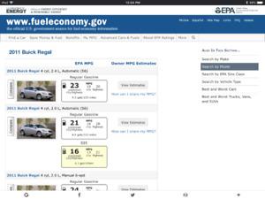 2011 Buick Regal CXL w/1SA Sedan