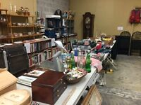 Large Upscale Estate Sale From Home on Summit Drive - Indoors
