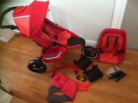 Phil and Ted Dash Double buggy - GUC