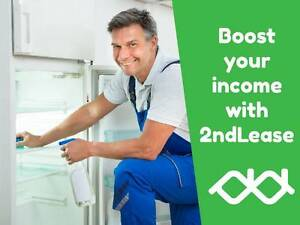 Generate a regular income renting appliances! Ipswich Ipswich City Preview