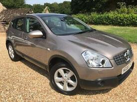 Nissan Qashqai 1.5dCi 2WD Tekna 1 Lady Owner From New - Cambelt Changed - FSH