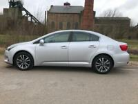 2015 15 TOYOTA AVENSIS 2.0 D-4D ICON BUSINESS EDITION 4D 124 BHP DIESEL