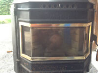 For Sale:Whitfield II Pellet Stove
