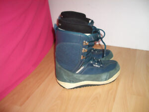 """Snowboard Boots """" SIMS """"  fit  shoe size  11-12  US"""