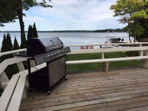 On the Lake House Rental June 4 Nights Special