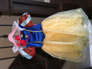 Halloween Costume - Disney Snow White Princess Dress
