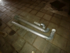 """6"""" B vent for gas or propane venting. $50 for all."""